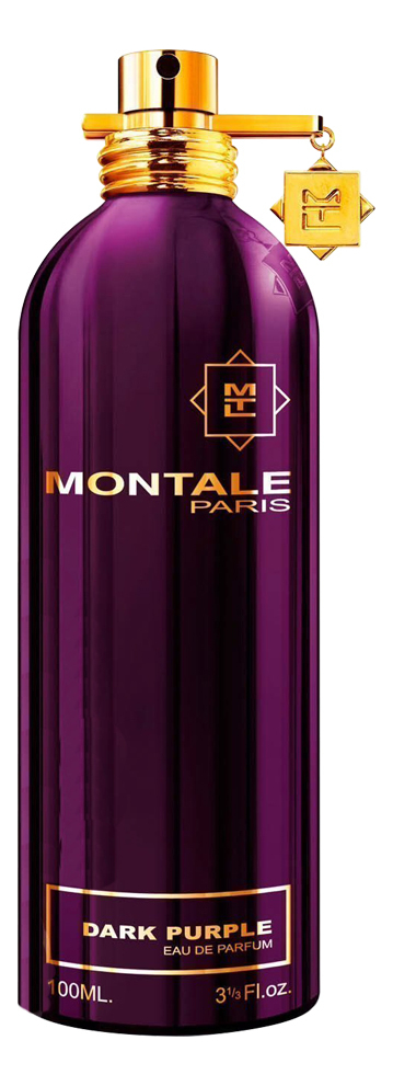 Montale Dark Purple: парфюмерная вода 100мл