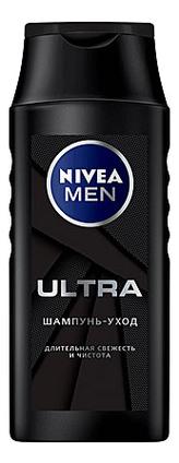 Шампунь-уход Ultra Men: Шампунь 400мл элкос шампунь