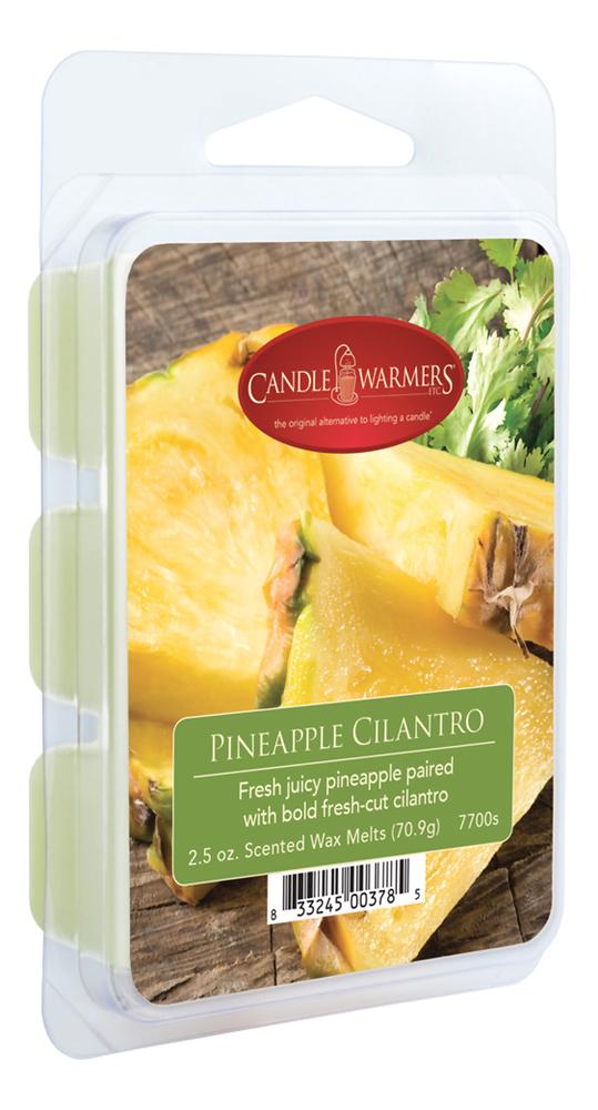 Купить Наполнитель для воскоплавов Pineapple Cilantro Wax Melts 70, 9г, Candle Warmers