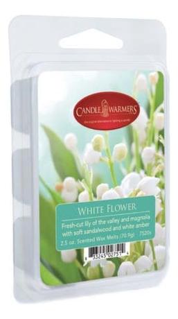 Купить Наполнитель для воскоплавов White Flower Wax Melts 70, 9г, Candle Warmers