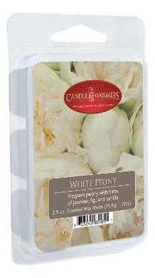 Купить Наполнитель для воскоплавов White Peony Wax Melts 70, 9г, Candle Warmers