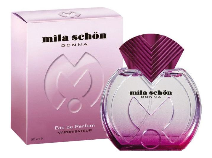 Mila Schon Donna : парфюмерная вода 50мл полетаев в государство и бизнес в россии инновации и перспективы монография
