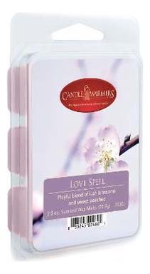 Наполнитель для воскоплавов Love Spell Wax Melts 70,9г наполнитель для воскоплавов after the rain wax melts 70 9г
