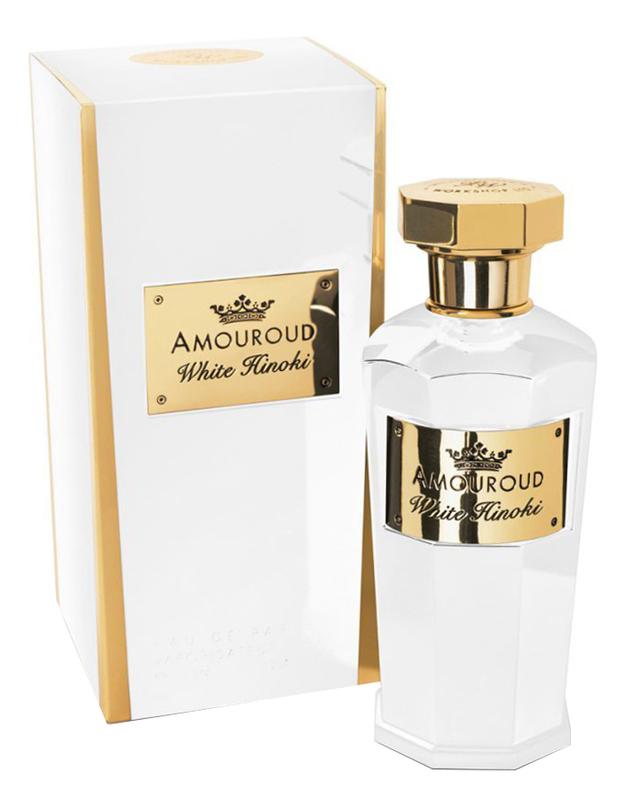 Купить Amouroud White Hinoki: парфюмерная вода 100мл