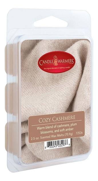 Купить Наполнитель для воскоплавов Cozy Cashmere Wax Melts 70, 9г, Candle Warmers