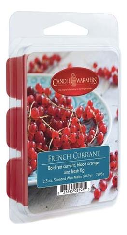 Купить Наполнитель для воскоплавов French Currant Wax Melts 70, 9г, Candle Warmers