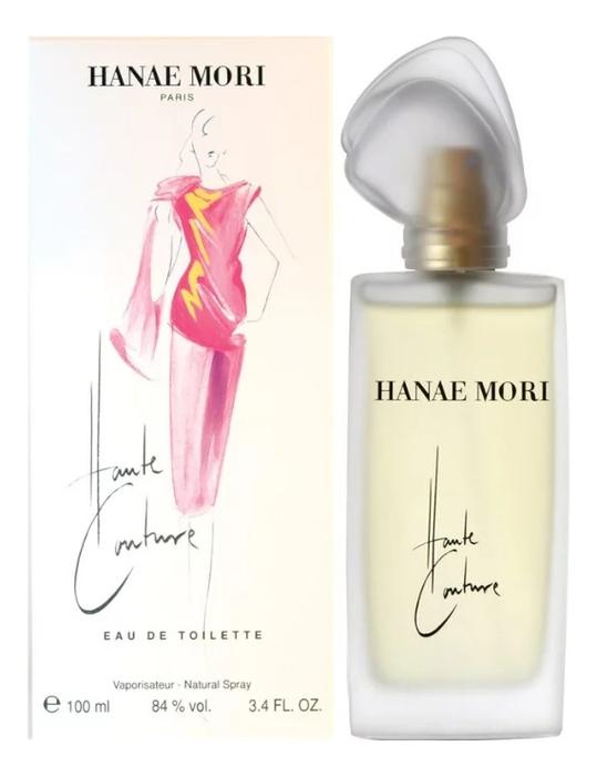 Haute Couture: туалетная вода 100мл hanae mori no 4 туалетная вода 100мл