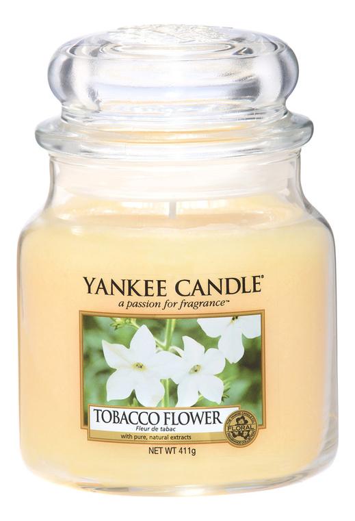 Ароматическая свеча Tobacco Flower: Свеча 411г