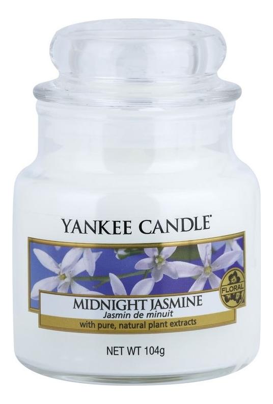 Ароматическая свеча Midnight Jasmine: Свеча 104г