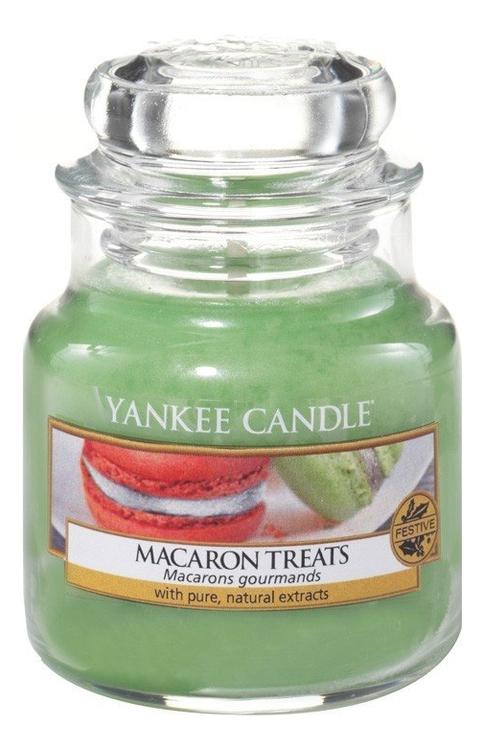 Ароматическая свеча Macaron Treats: Свеча 411г