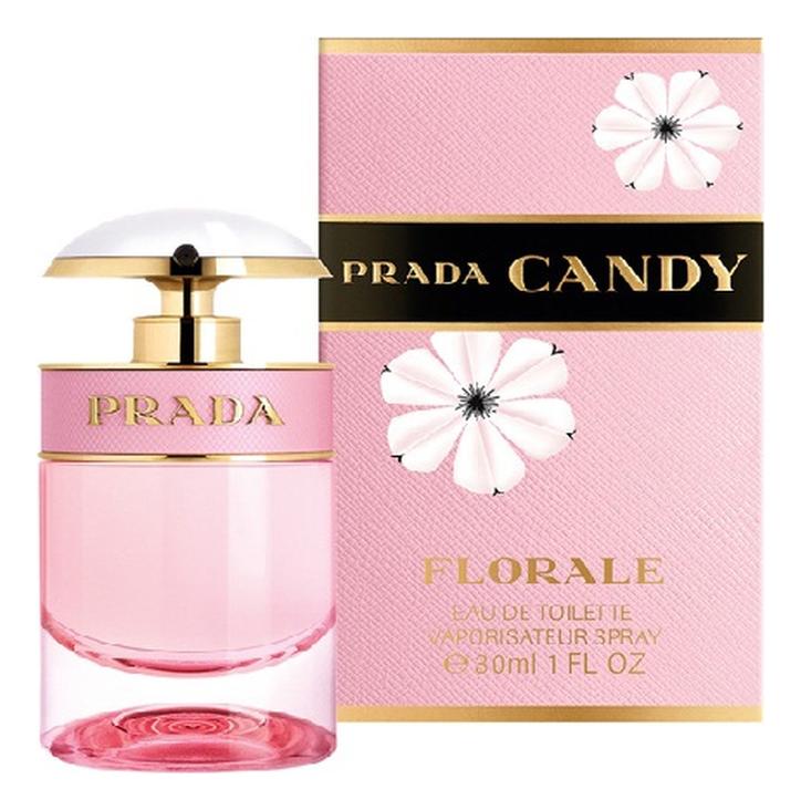 Prada Candy Florale: туалетная вода 30мл prada candy florale туалетная вода 30мл