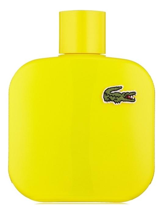 Lacoste Eau De Lacoste L.12.12 Yellow: туалетная вода 100мл тестер l eau туалетная вода 100мл