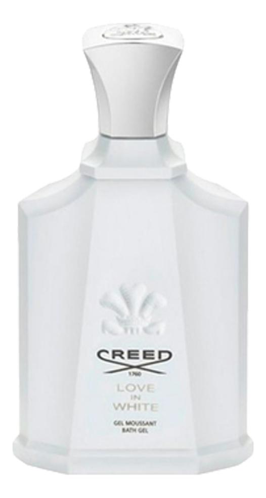 Creed Love In White: гель для душа 200мл недорого