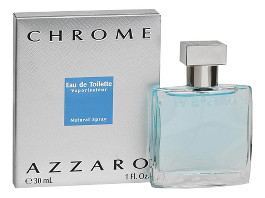 Купить Azzaro Chrome: туалетная вода 30мл