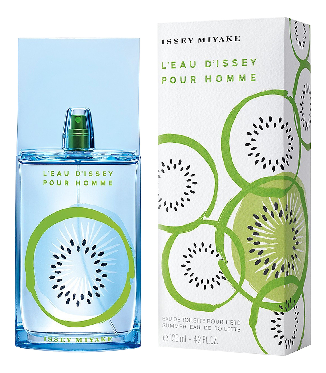 Issey Miyake LEau DIssey Pour Homme Summer 2013: туалетная вода 125мл