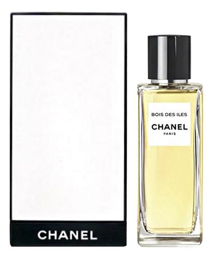 Les Exclusifs de Chanel Bois Des Iles: туалетная вода 75мл