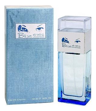 Rampage Blue Eyes: туалетная вода 30мл on the rampage