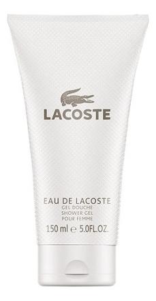 Eau de Lacoste: гель для душа 150мл lacoste elegance