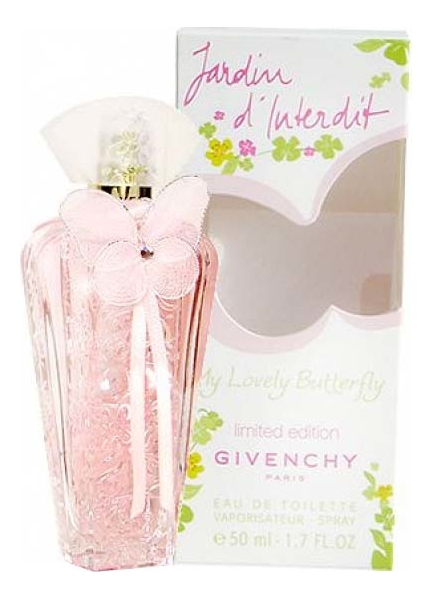 Givenchy Jardin dInterdit My Lovely Butterfly: туалетная вода 50мл