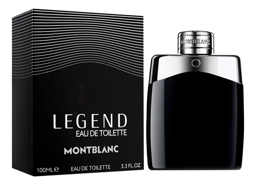 Mont Blanc Legend men: туалетная вода 100мл mont blanc legend night 50 мл парфюмированная вода 100 мл гель для душа