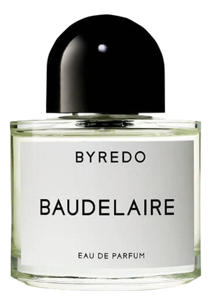 Byredo Baudelaire: парфюмерная вода 2мл fresh sugar парфюмерная вода 2мл