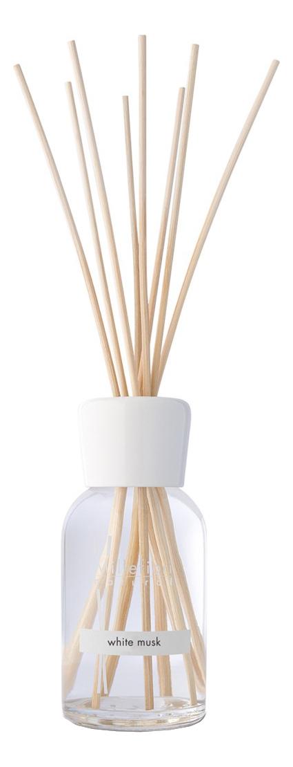 Фото - Ароматический диффузор Белый мускус Natural Muschio Bianco: Диффузор 250мл духи спрей для дома белый мускус natural muschio bianco 150мл