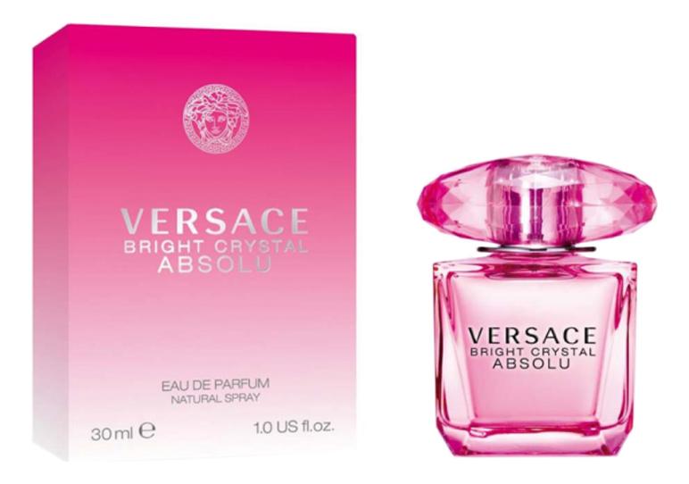 Фото - Versace Bright Crystal Absolu: парфюмерная вода 30мл versace ve110dwely06