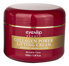 Eyenlip Крем-лифтинг для лица с коллагеном Collagen Power Lifting Cream 100мл
