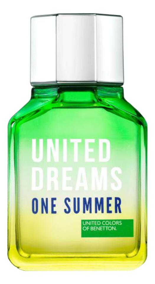 Benetton United Dreams One Summer: туалетная вода 100мл тестер