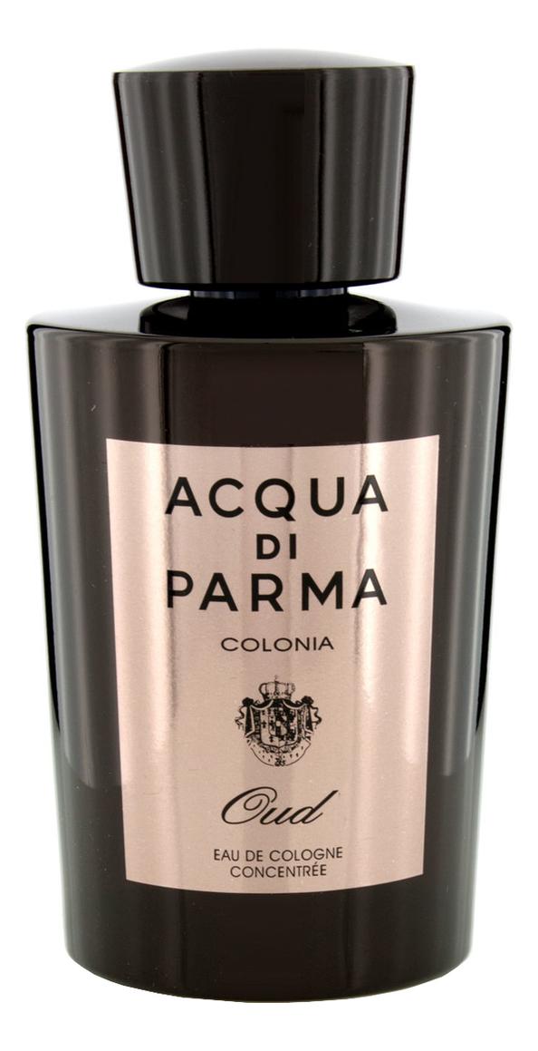 Acqua Di Parma Colonia Oud: одеколон 100мл тестер acqua di parma colonia ambra одеколон 100мл тестер