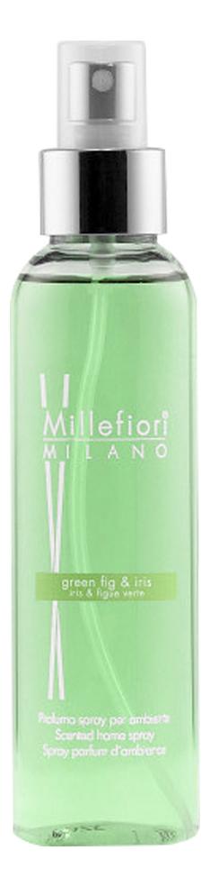 Купить Духи-спрей для дома Зеленый Инжир и Ирис Natural Green Fig & Iris 150мл, Духи-спрей для дома Зеленый Инжир и Ирис Natural Green Fig & Iris 150мл, Millefiori Milano
