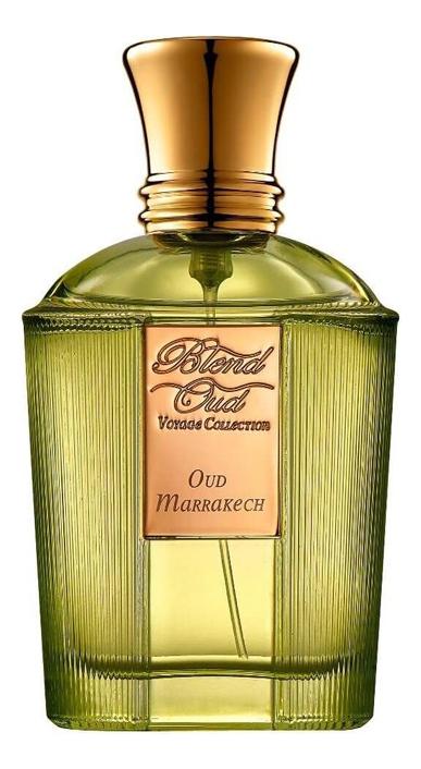 Oud Marrakech: парфюмерная вода 60мл oud