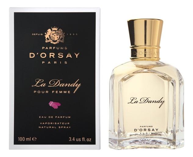 La Dandy Pour Femme: парфюмерная вода 100мл фото