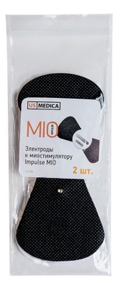 Купить Электроды к миостимулятору Impulse Mio 2шт, US MEDICA