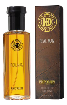 Brocard Emporium Real Man: туалетная вода 100мл
