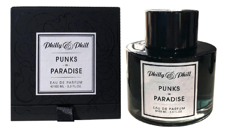 Punks In Paradise: парфюмерная вода 100мл недорого