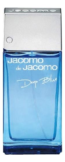 Jacomo De Jacomo Deep Blue: туалетная вода 100мл тестер engrained engrained deep rooted
