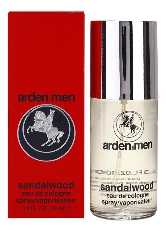 Men Sandalwood: одеколон 100мл