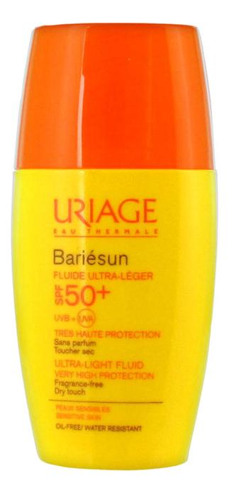 Солнцезащитный флюид для лица Bariesun Fluide Ultra-Leger SPF50+ 30мл недорого