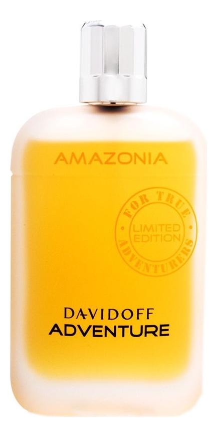 Davidoff Adventure Amazonia: туалетная вода 100мл тестер фото