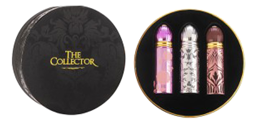 The Collector: парфюмерная вода 3*8мл (Morning Muscs + Rose Oud + Silver Ombre) the trend no 4 united we stand парфюмерная вода 8мл