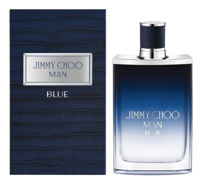 Jimmy Choo Man Blue: туалетная вода 100мл фото