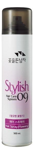 Спрей для укладки волос Hair Care System Stylish 09 Hair Spray Fruity 300мл