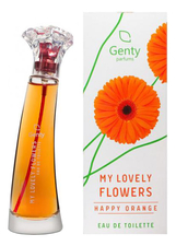 Parfums Genty My Lovely Flowers Happy Orange