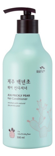 Кондиционер для волос Jeju Prickly Pear Hair Conditioner 500мл