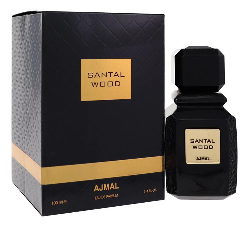 Santal Wood: парфюмерная вода 100мл ajmal santal wood парфюмерная вода 100мл