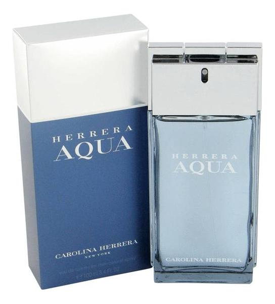 Купить Aqua for men: туалетная вода 100мл, Carolina Herrera