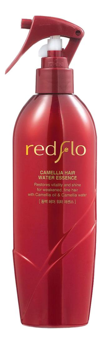 Увлажняющая эссенция с экстрактом камелии Redflo Camellia Hair Water Essence 300мл