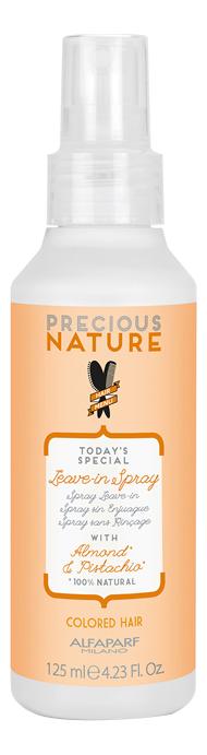 Несмываемый спрей для волос Precious Nature Pure Color Protection Leave-In 125мл недорого