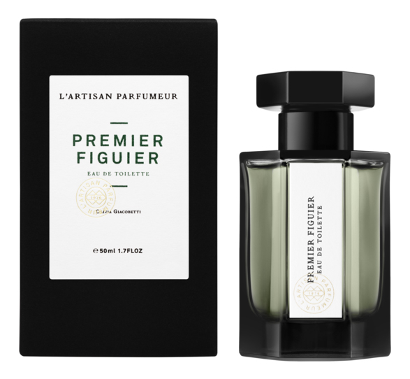 Фото - L'Artisan Parfumeur Premier Figuier: туалетная вода 50мл 22084 4x45 мм